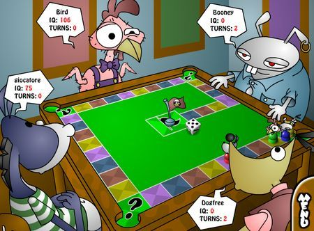 Giochi da tavolo gratis online: Puzzle Freak 2