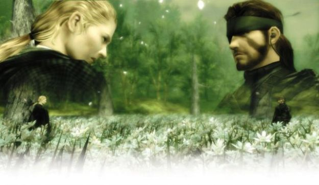 gioco metal gear solid hd collection screen