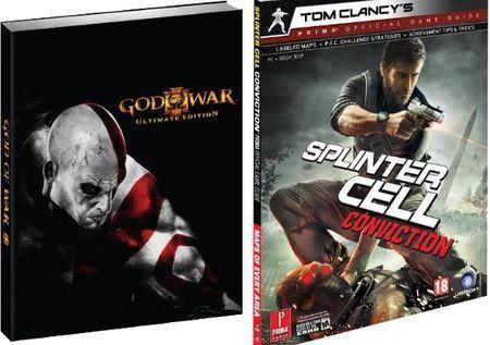 God of War 3 Splinter Cell Conviction guide