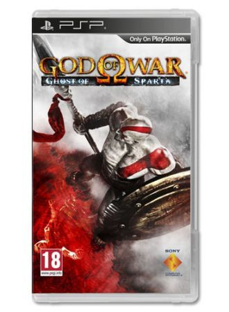 God of War: cover ufficiale per Ghost of Sparta