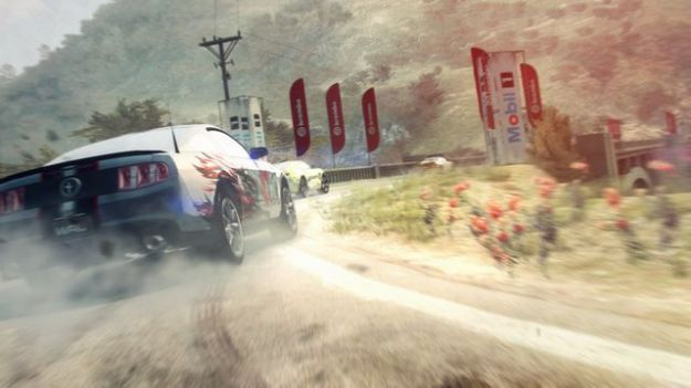 grid 2 multiplayer video