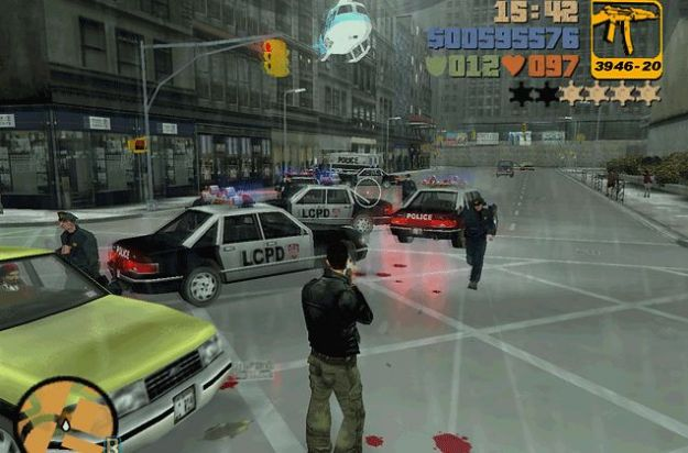 GTA 3: trucchi per iPad e Android