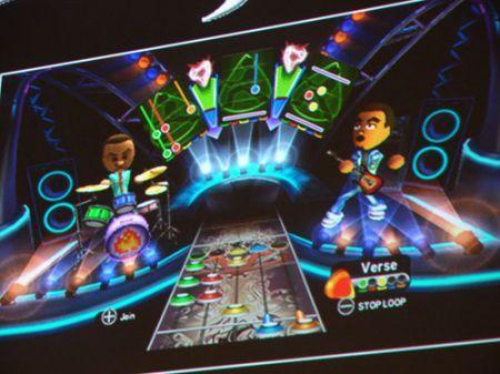 Guitar Hero World Tour per Wii – Screenshot