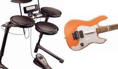 Guitar Hero controller