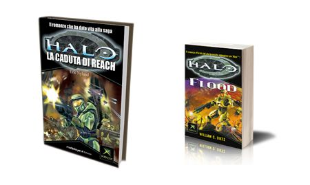 Halo: Flood e la caduta di Reach – pubblicati due volumi