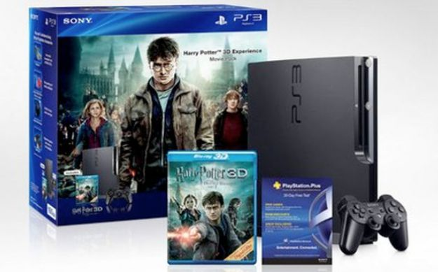 Harry Potter in un interessante bundle con PS3 negli Stati Uniti