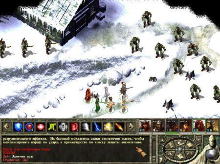 Icewind Dale 2 - combattimento