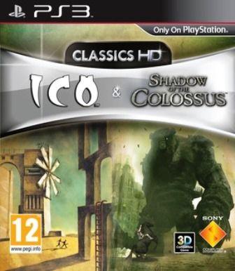 Tutti i bonus di ICO & Shadow of the Colossus Collection per PS3