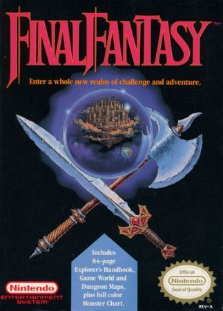 Il primo Final Fantasy ritorna su Virtual Console di WII