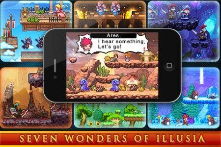 Giochi iPhone: dopo Zenonia, arriva Illusia!