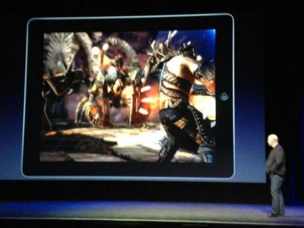 ipad 3 console giochi infinity blade dungeon