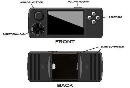 iphone prototipo nuovo controller