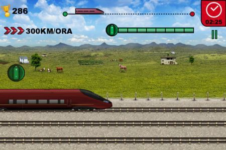 Giochi iPhone: Italo il tuo Treno gratis su App Store