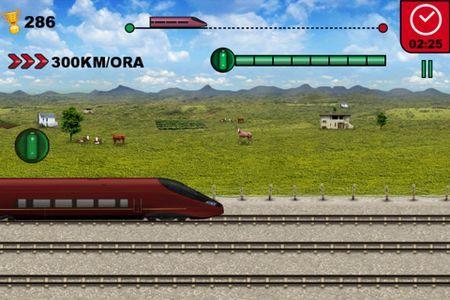 Giochi iPhone: Italo il tuo Treno gratis su App Store
