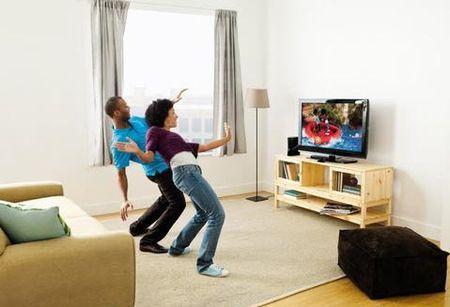 Kinect: si potrà fare fitness se siamo seduti?
