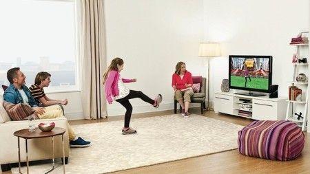 kinect giochi fitness