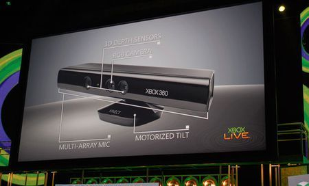 Kinect: Microsoft pensa anche agli FPS