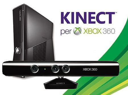 kinect notizie tgs 2010