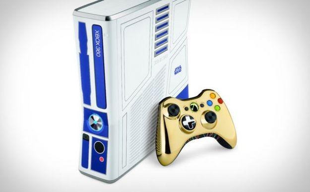 Per l'uscita di Kinect Star Wars arriva anche una Xbox 360 in edizione limitata