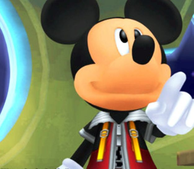kingdom hearts dream drop distance nintendo 3ds personaggi topolino