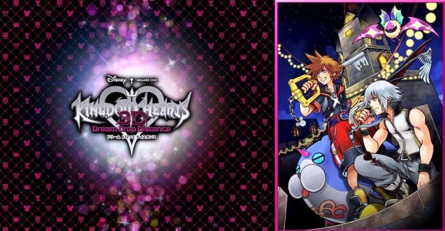 Kingdom Hearts Dream Drop Distance ha un sito ufficiale