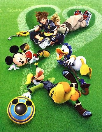 Kingdom Hearts 3DS: grandi promesse da Square