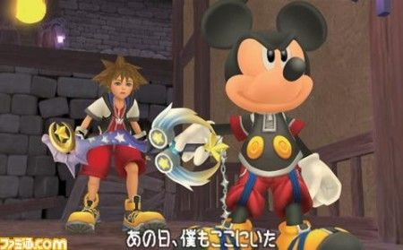 Kingdom Hearts DS: Re Coded, 14 gennaio in Europa!
