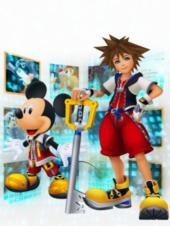 kingdom hearts re coded nintendo ds trailer