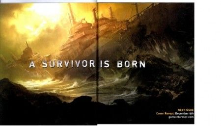 Tomb Raider 9: Lara Croft naufraga – prime foto