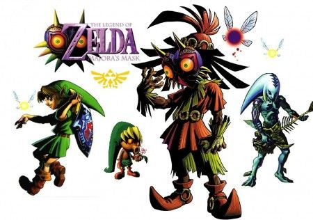 The Legend of Zelda Majora's Mask su Nintendo 3DS? Fantastico!