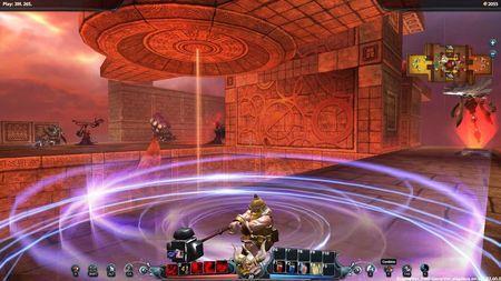 Su LOCO Land of Chaos Online arriva un nuovo personaggio: Orka