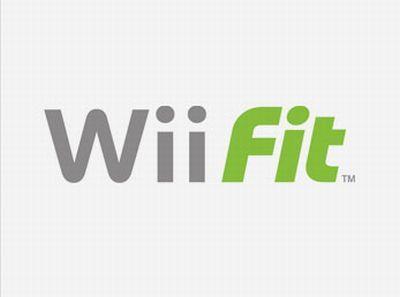 Logo del gioco Wii Fit