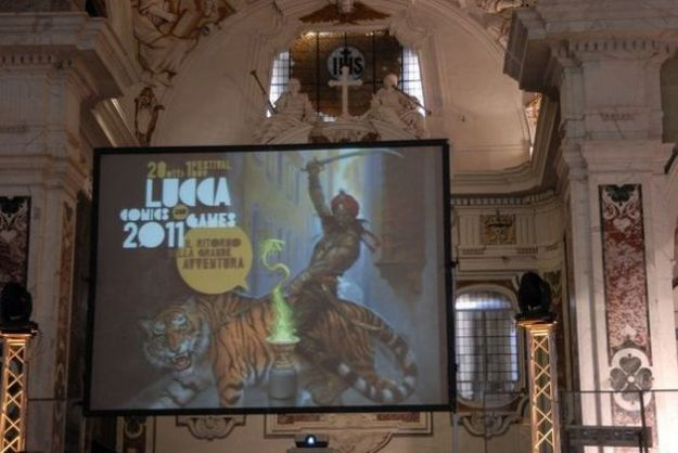 lucca comics and games 2011 tornei