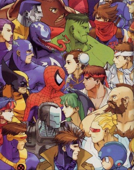 Marvel VS Capcom 3: non c'è spazio per i codardi!