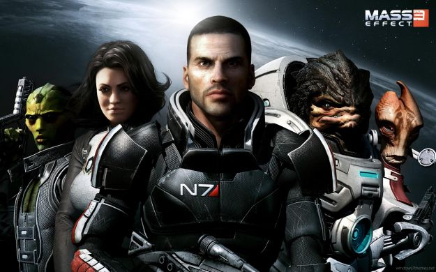 mass effect 3 finale in dlc bioware
