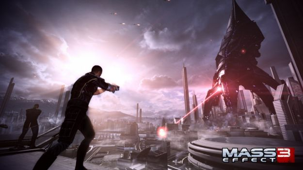 mass effect 3 gioco