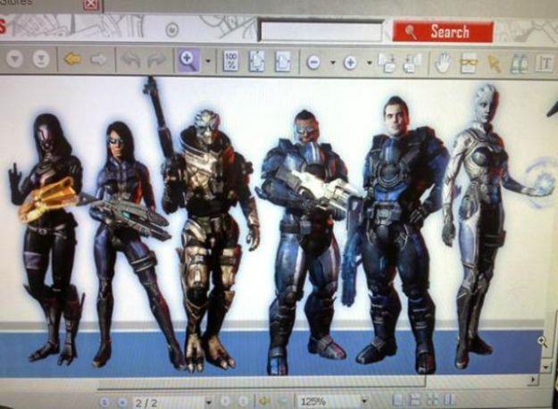 Mass Effect 3, nuovi personaggi nel primo DLC per il gioco