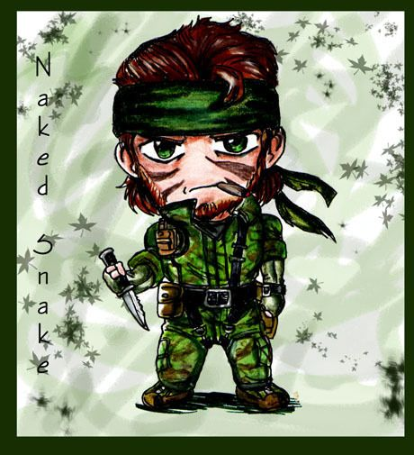 metal gear solid 5 snake