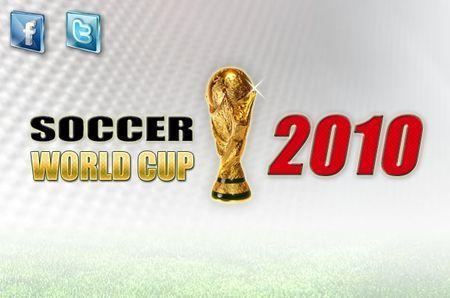 Mondiali 2010: gioca gratis con Soccer World Cup