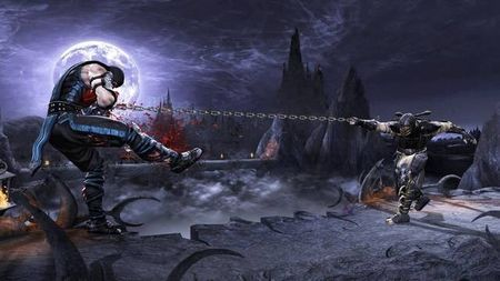 mortal kombat ps3 caratteristiche grafica