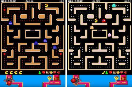Pacman: un nuovo gioco per iPad da Namco
