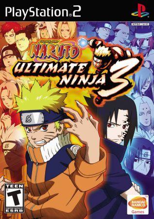 Naruto: Ultimate Ninja 3 a settembre!