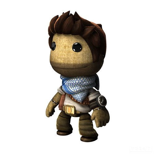 Da Uncharted 3 a Little Big Planet 2: Nathan Drake diventa un Sackboy!