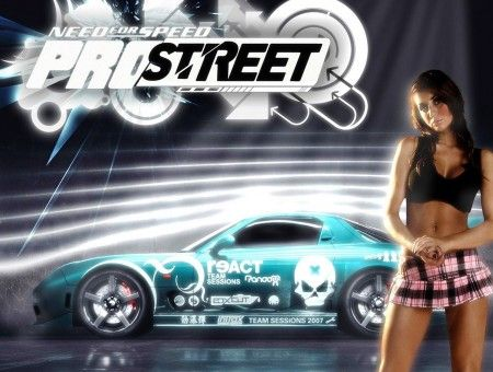 need for speed pro street trucchi