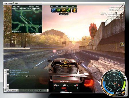 Need for Speed World si aggiorna con il ciclo giorno notte