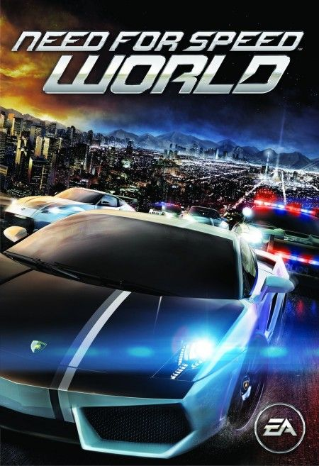 need for speed world connessione