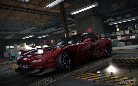 need for speed world costi
