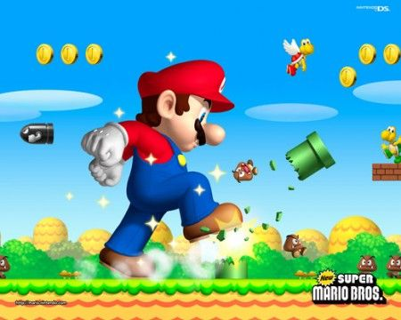 New Super Mario Bros è mega-record in Giappone!