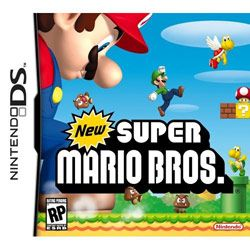 Cover New Super Mario Bros