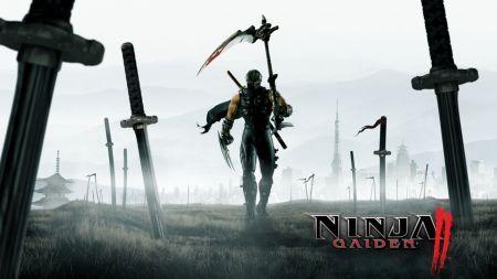 Ninja Gaiden II: immagini e recensione